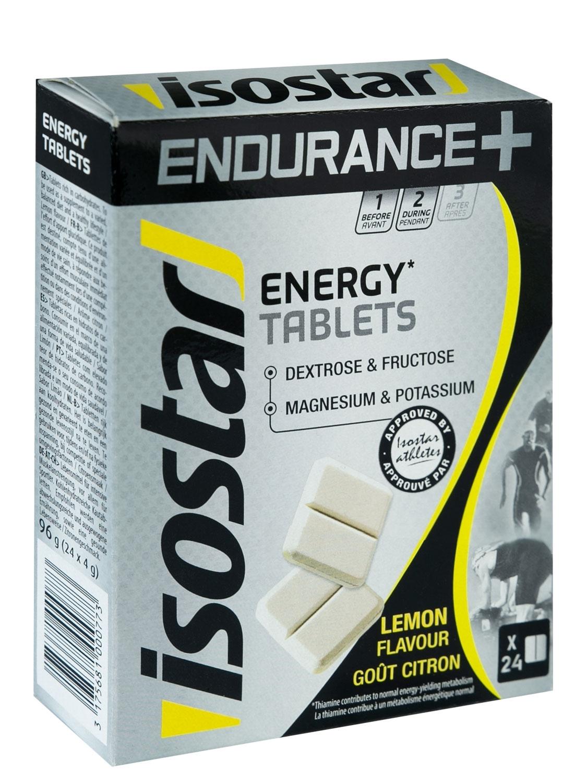 ISOSTAR ENE.END.+ tablety 24x 4 g citr.-II. jakost