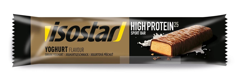 ISOSTAR proteinová tyčinka 25% 35g jogurt