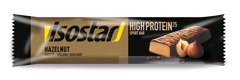 ISOSTAR proteinová tyčinka 25% 35g oříšek