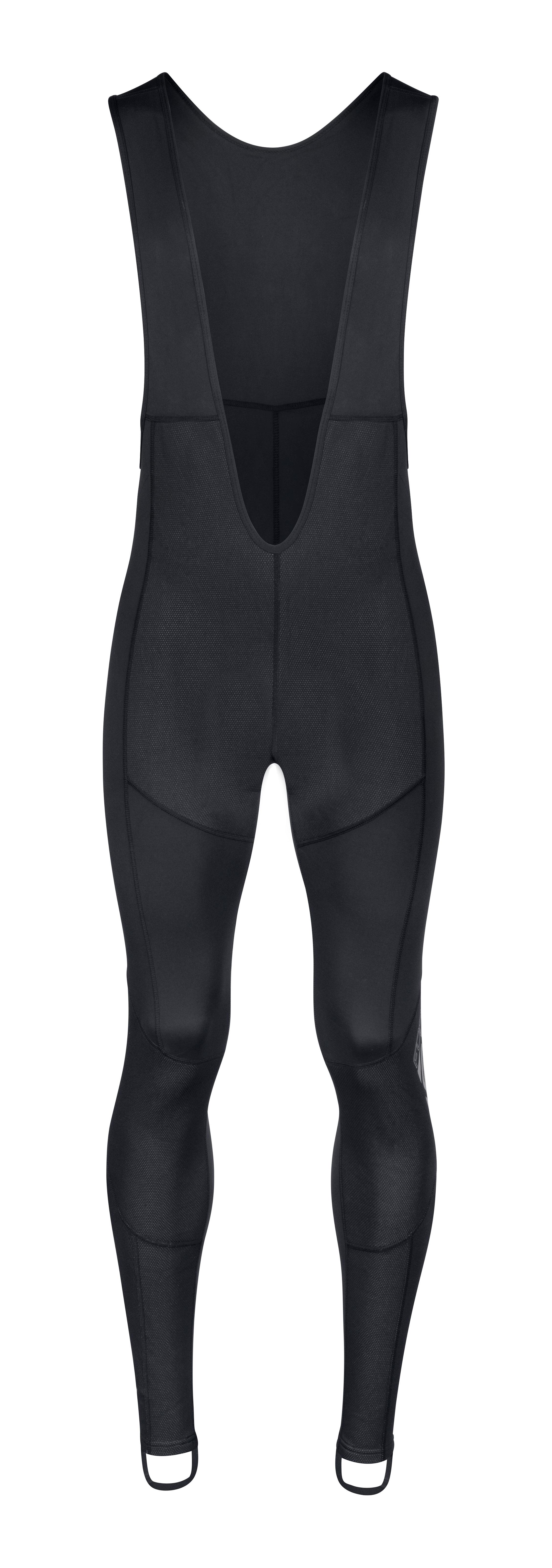 kalhoty FORCE WINDSTER Z68 PRO se šráky bez vložky, S