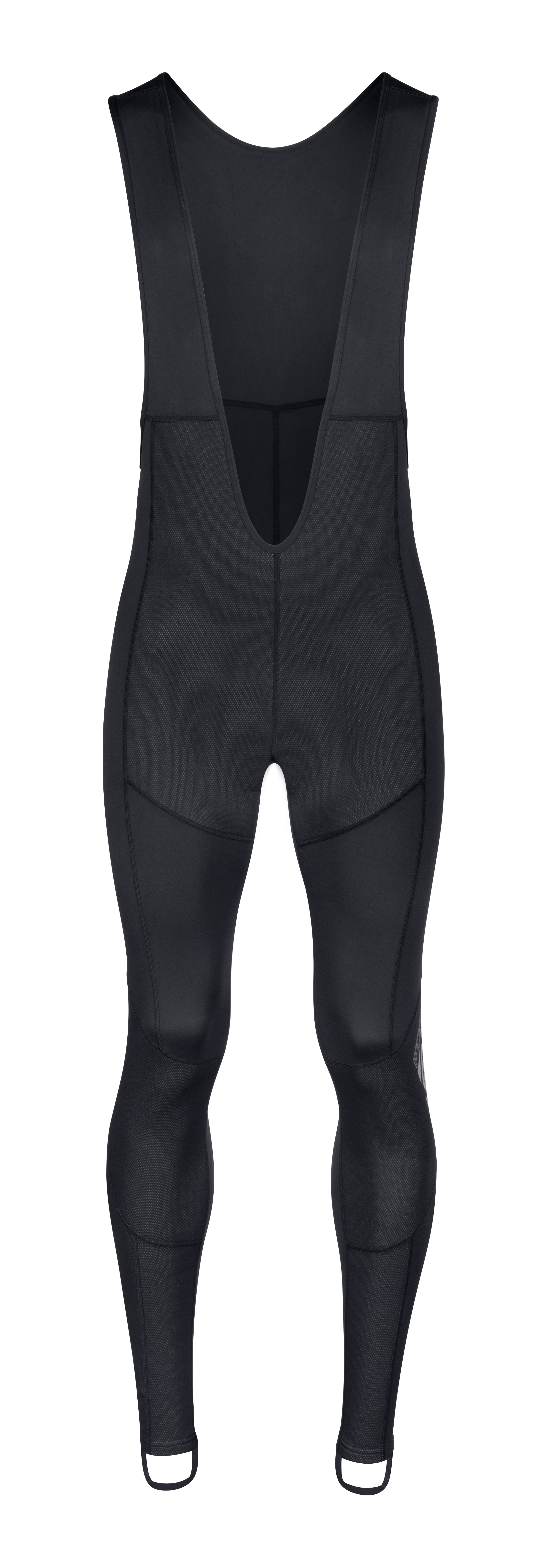 kalhoty FORCE WINDSTER Z68 PRO se šráky bez vložky, XS