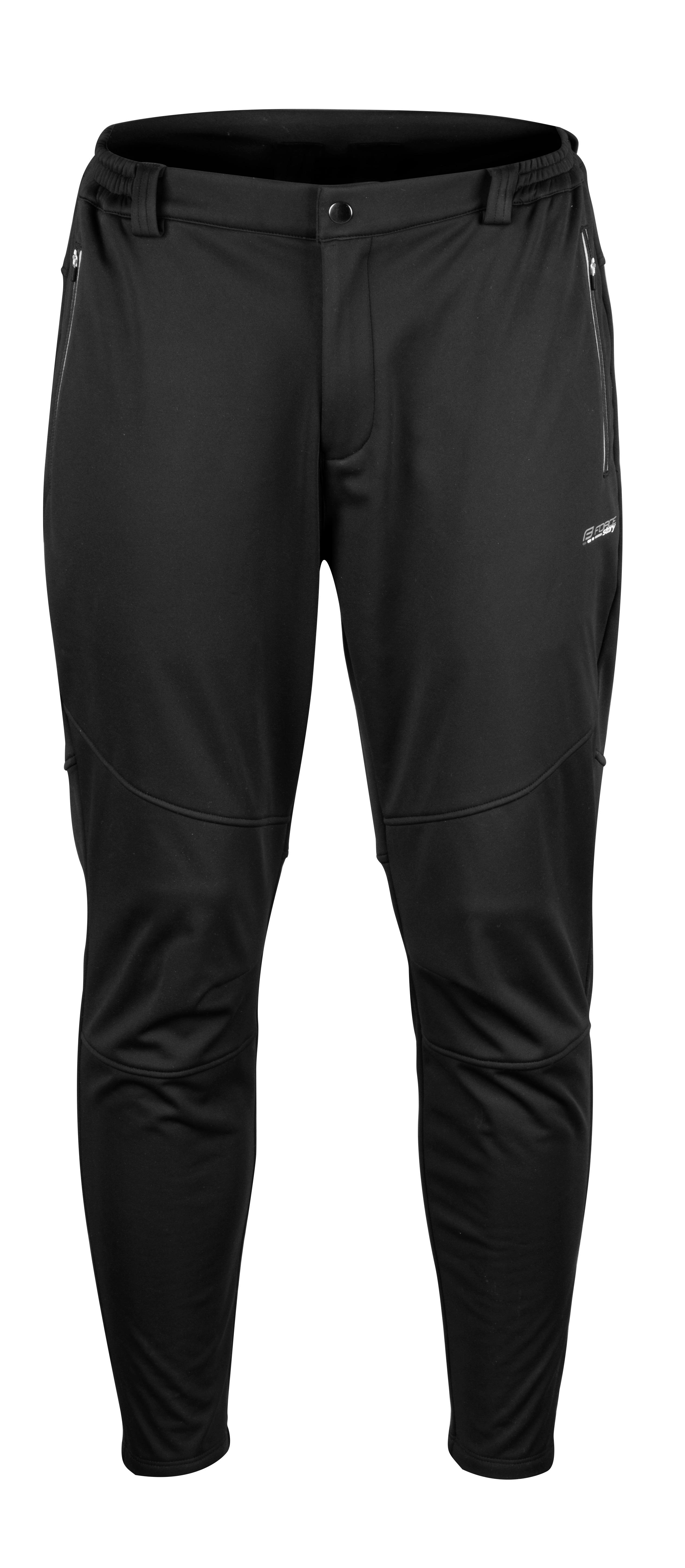 kalhoty FORCE STORY volné, černé XL