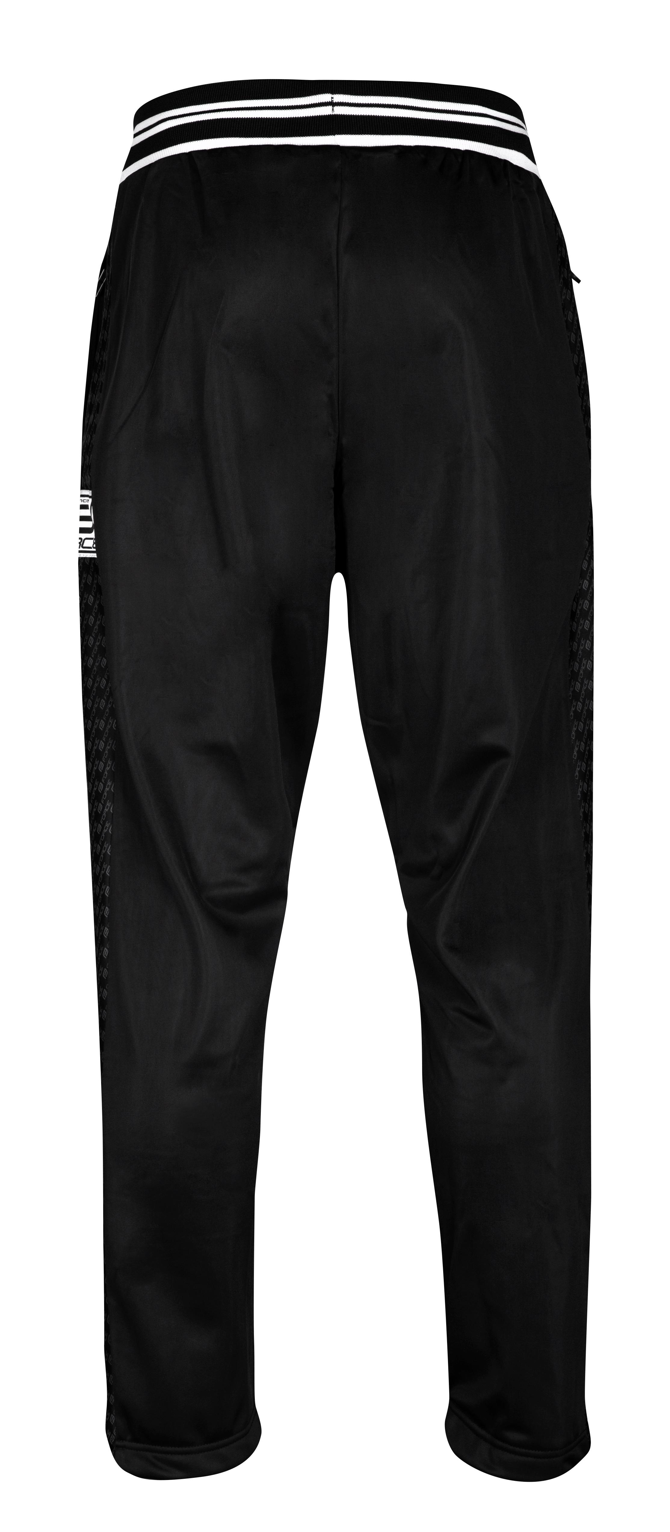 kalhoty/tepláky FORCE 1991, černé XL