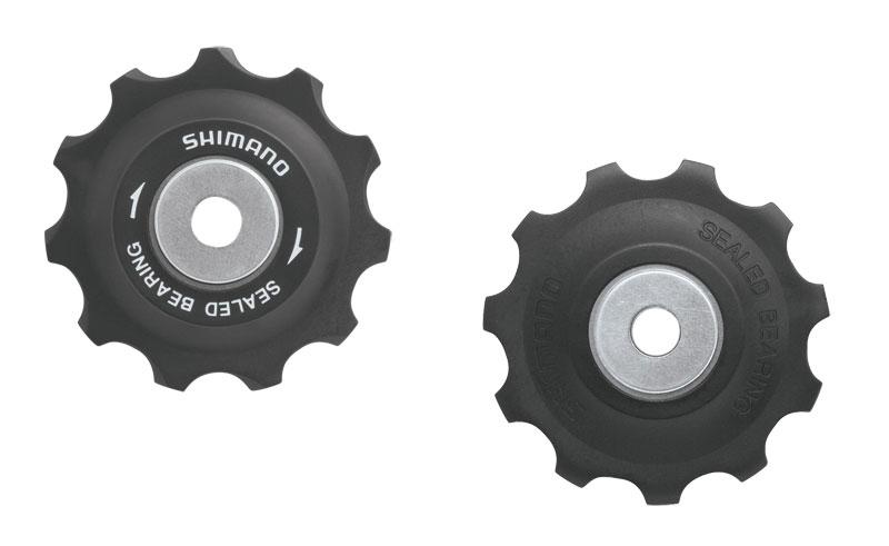 kladky SH horní + spodní XT - 10sp -  11z