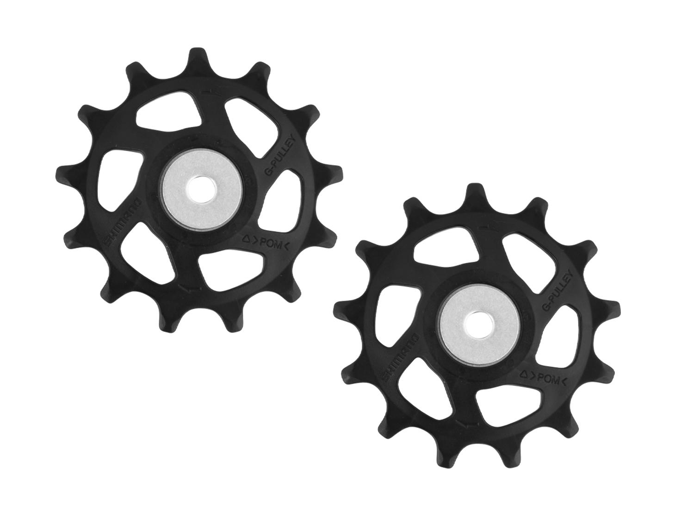 kladky SH horní + spodní XT - 12sp -  13z