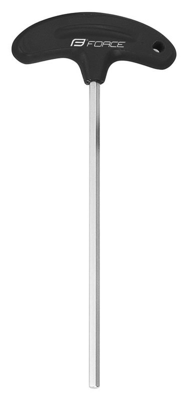 klíč inbus FORCE 5x150mm, černý