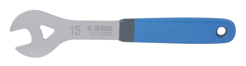 klíč kónusový UNIOR 15, tloušťka 2mm