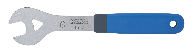 klíč kónusový UNIOR 16, tloušťka 2mm