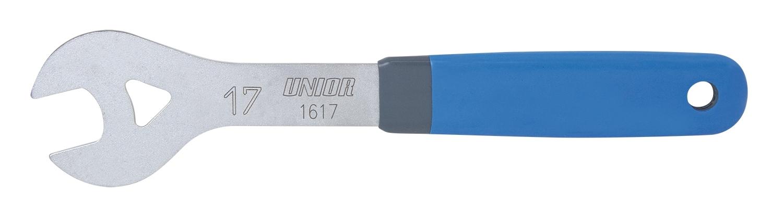 klíč konusový UNIOR 17, tloušťka 2mm