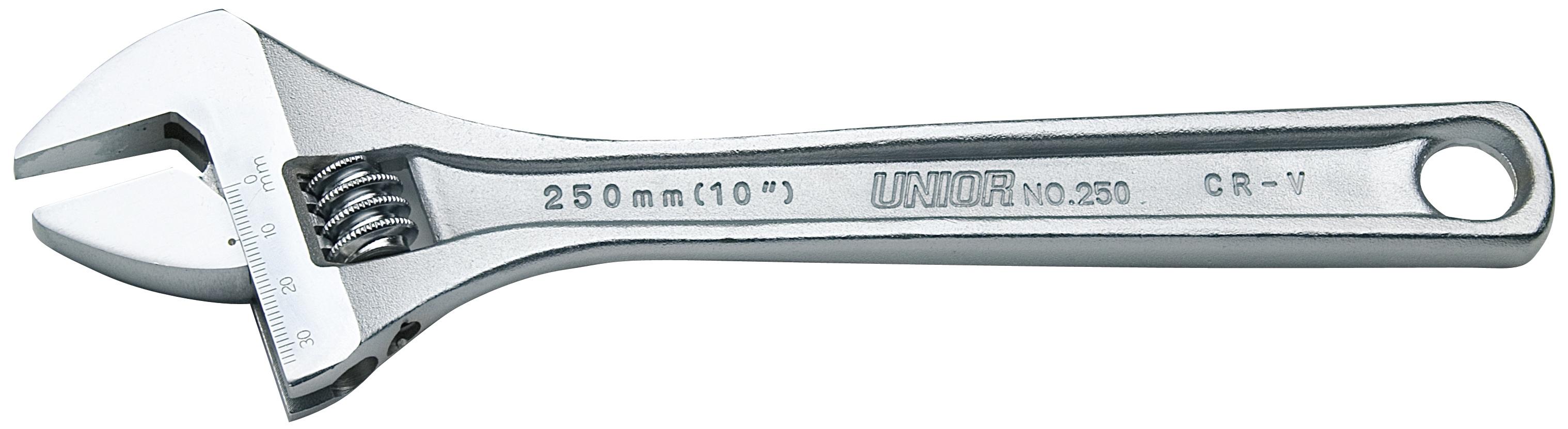 klíč stranový nastavitelný UNIOR 100