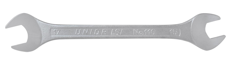 klíč stranový UNIOR 15 x 17