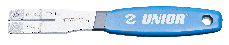 klíč UNIOR kombinovaný pro servis kotoučových brzd