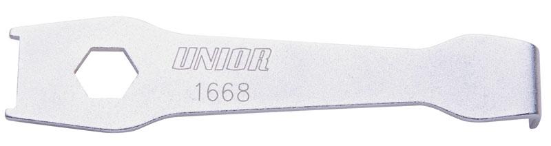 klíč UNIOR na matice převodníků