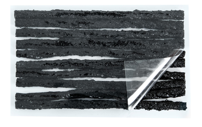 knoty-opravná sada 3,5 x 100mm ,černé,balení  10ks