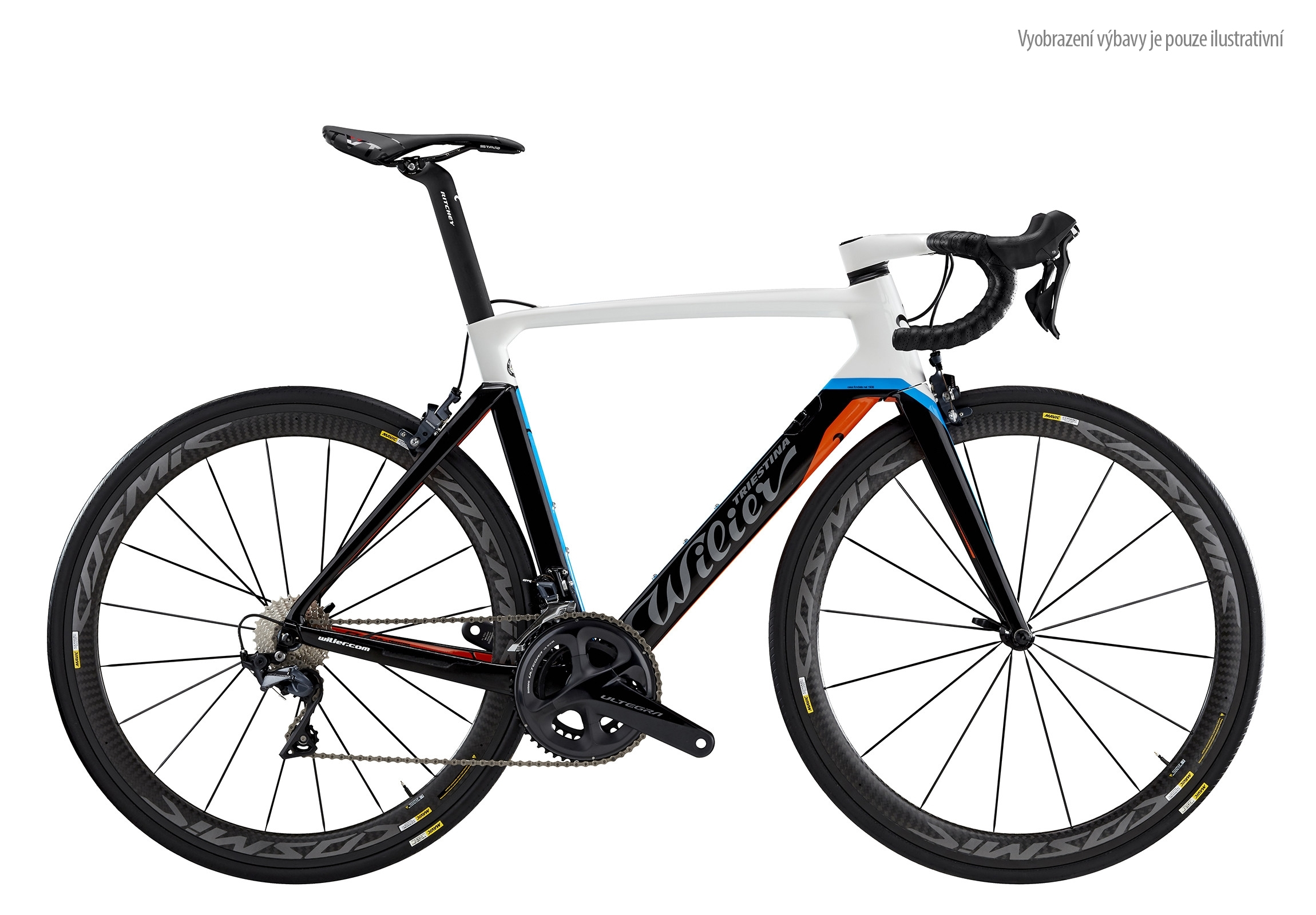 kolo CENTO10AIR 18+ULT.Di2+M.COS.+ALAB. Orange  XL