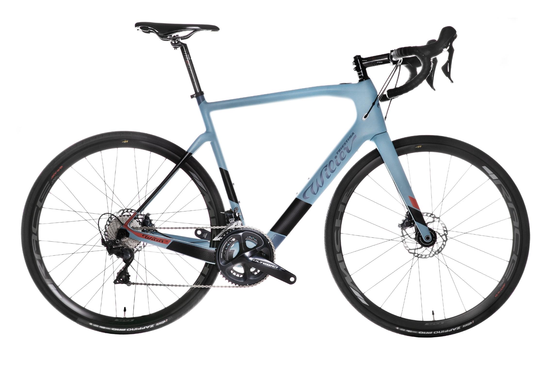 kolo CENTO1HY + ULTEGRA R8020 +MICHE blue black XL