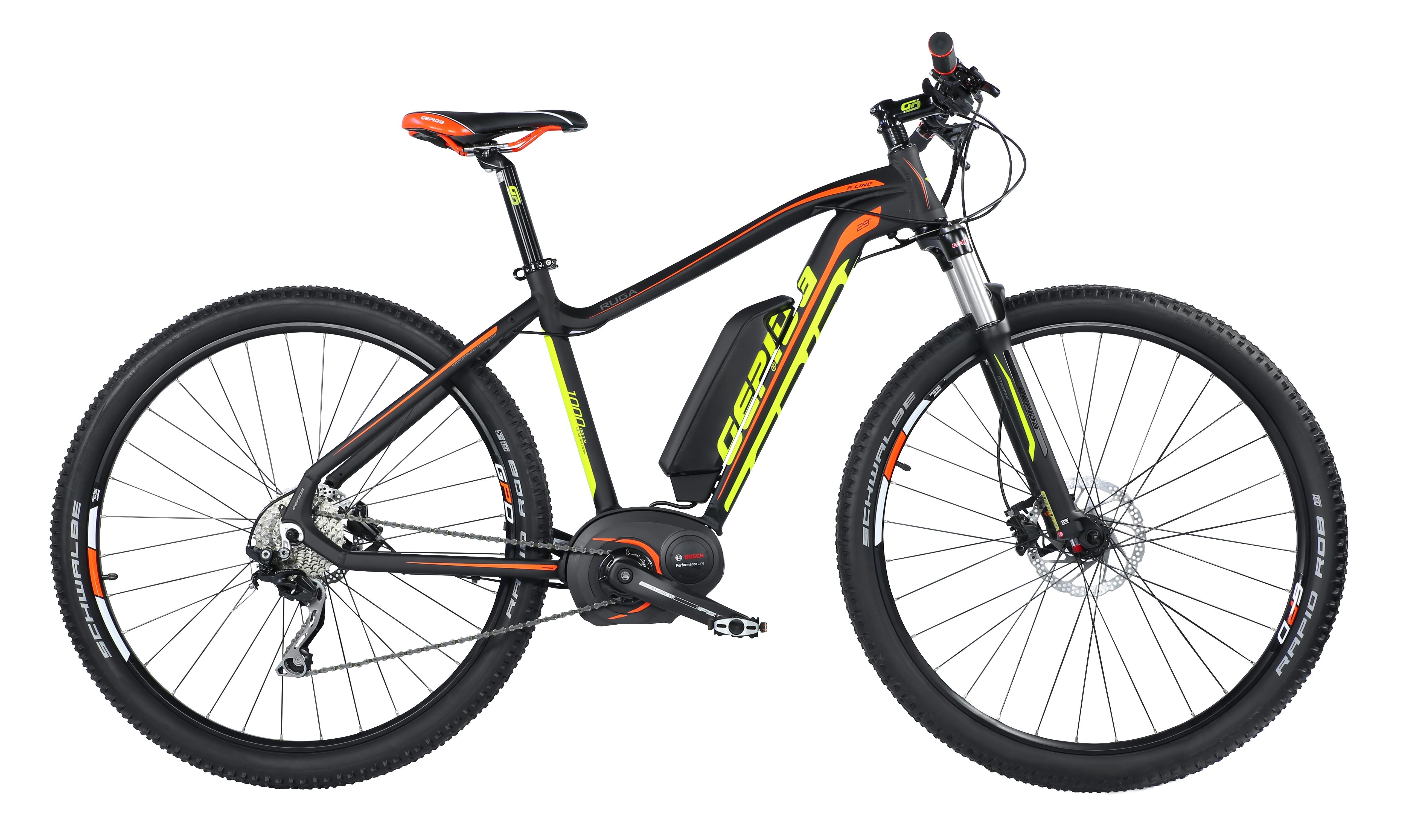 kolo e-bike RUGA1000 29