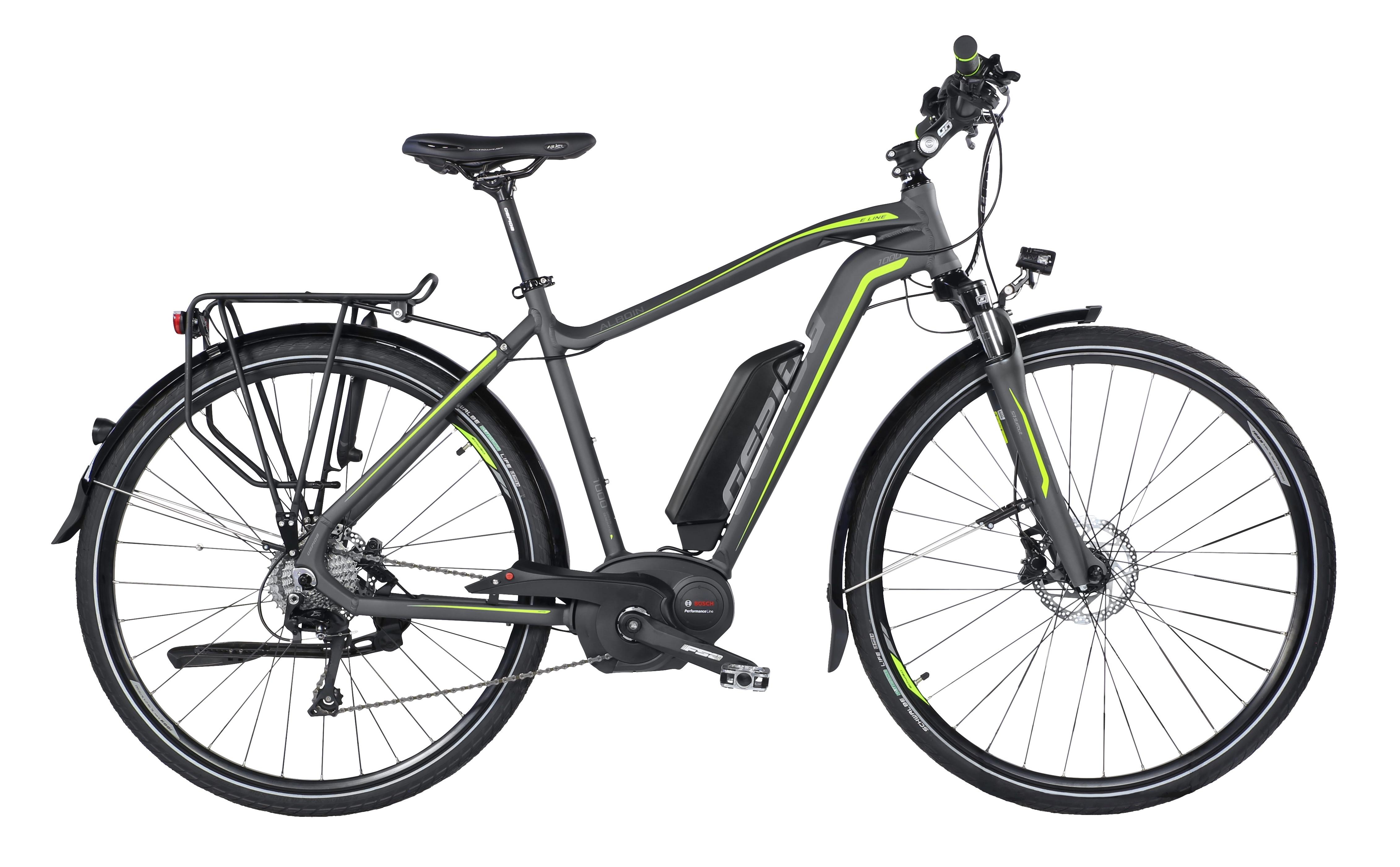 kolo e-bikeALBOIN 1000 28