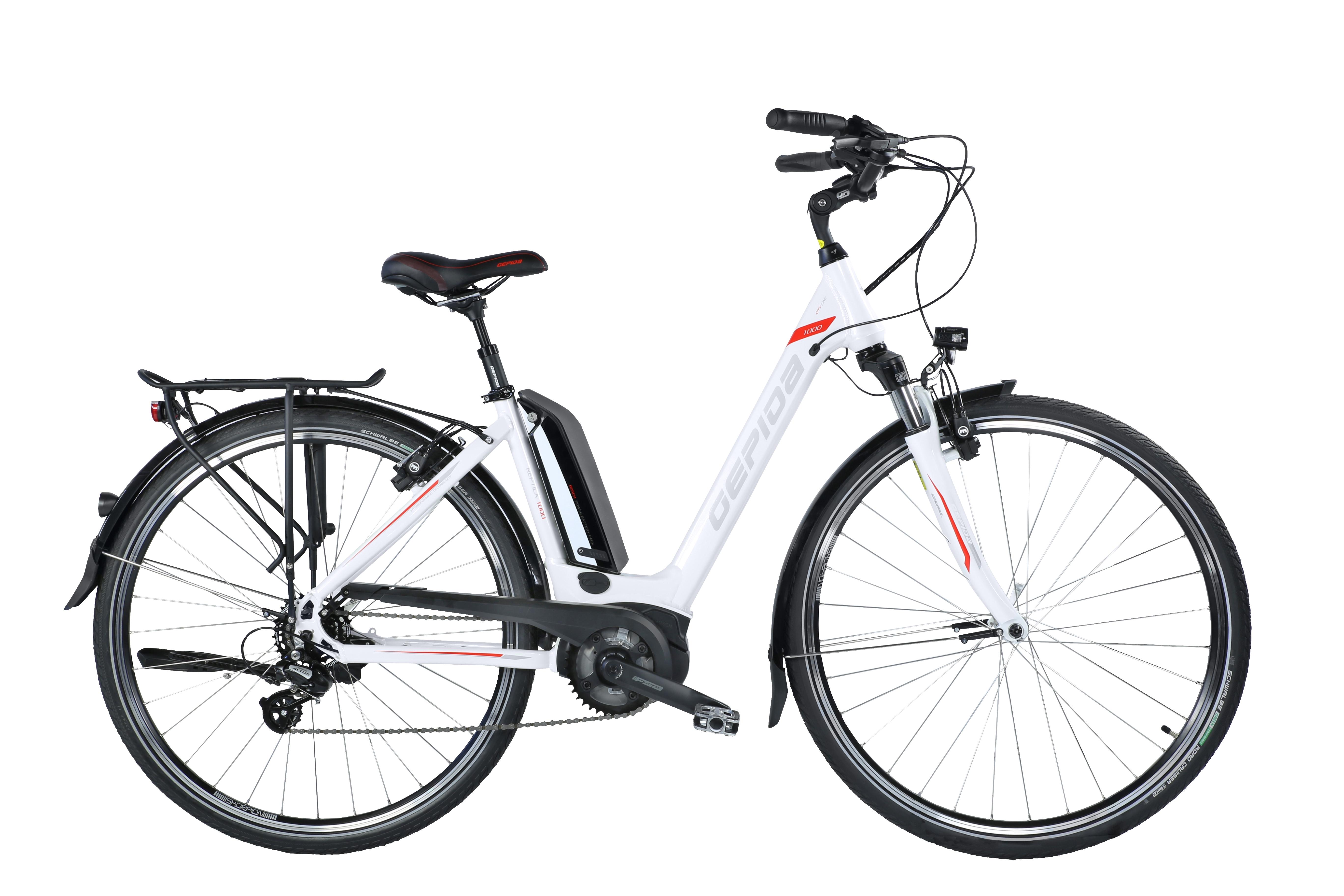 kolo e-bikeREPTILA1000 28