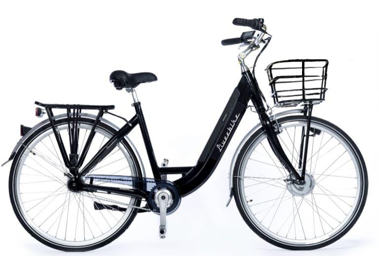 "kolo FORCE E-bike 28"" Nexus 1x7 19"" dámské černé"