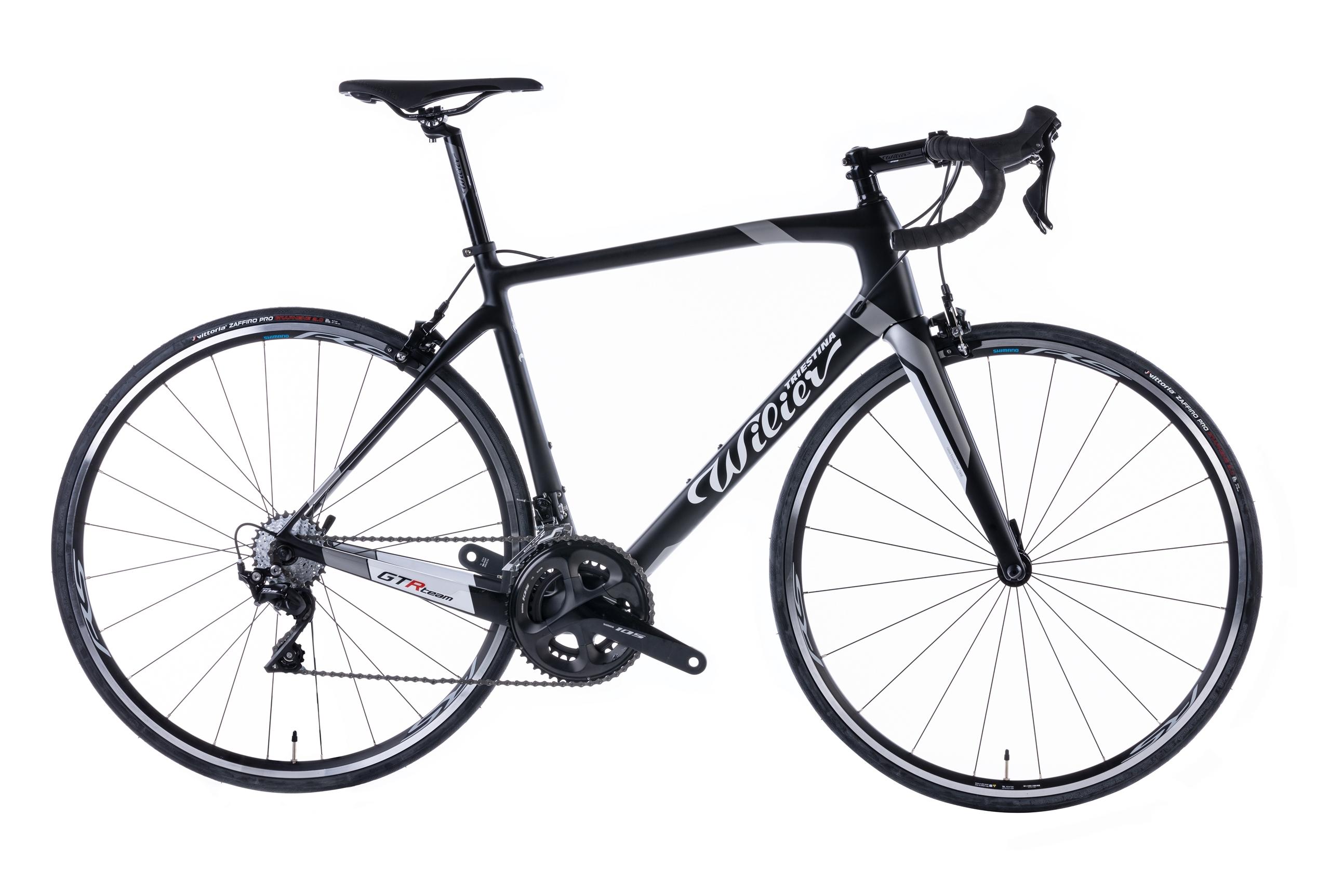 kolo GTR TEAM Ráf.+SH105+RS100 black white L