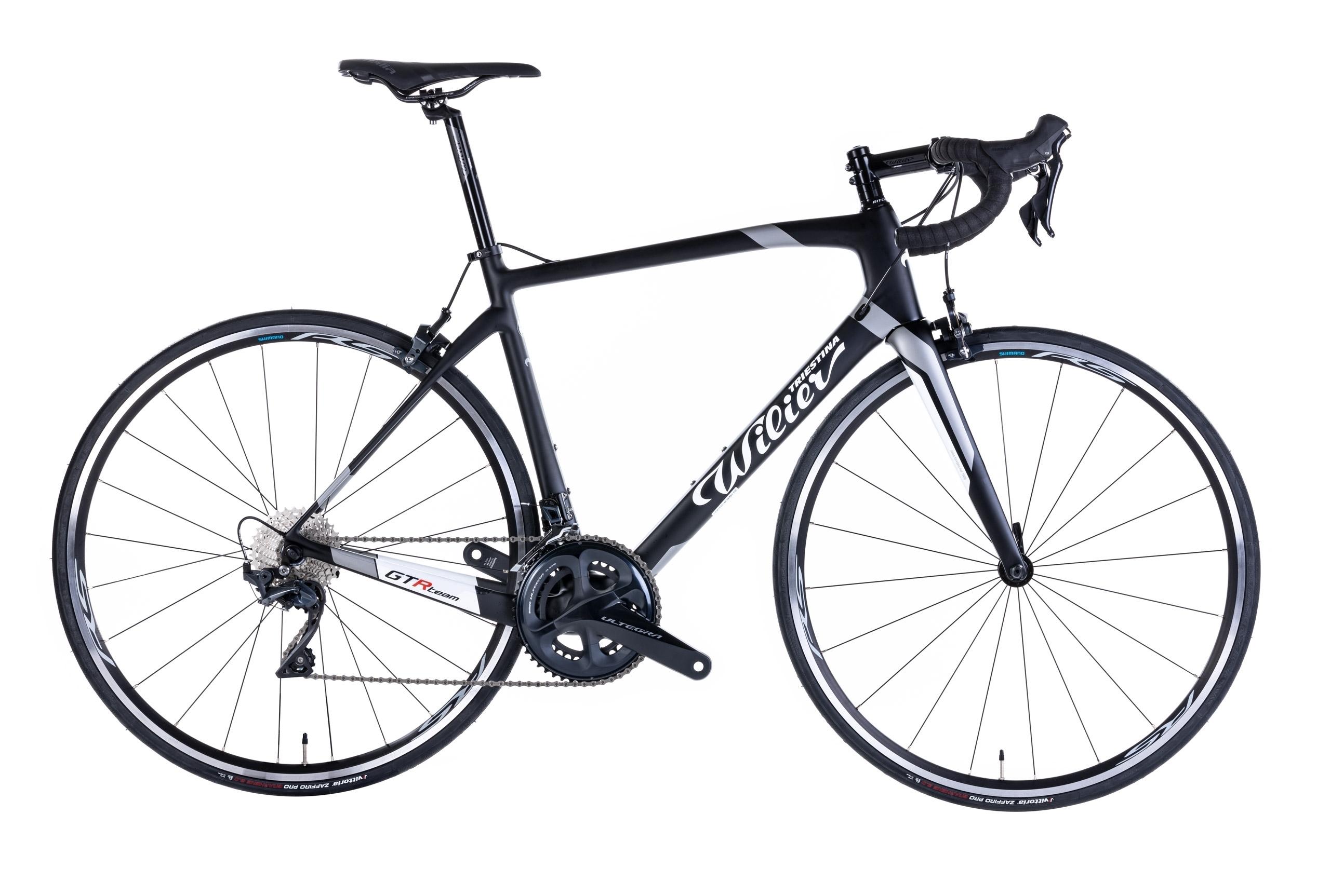 kolo GTR TEAM 2021 Rim+ULTEGR+RS100 black white XL