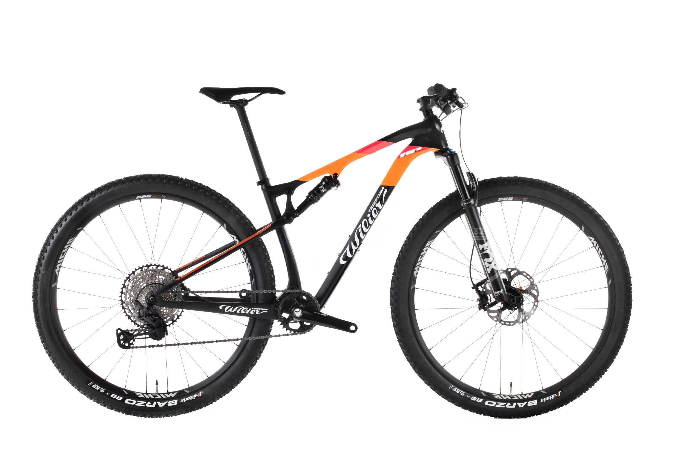 "kolo MTB 29"" 110FX XT 1x12 + RYTHM + 966 orange  L"