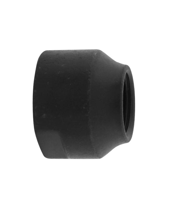 kónus na zadní pevnou osu 9,5 mm, černý