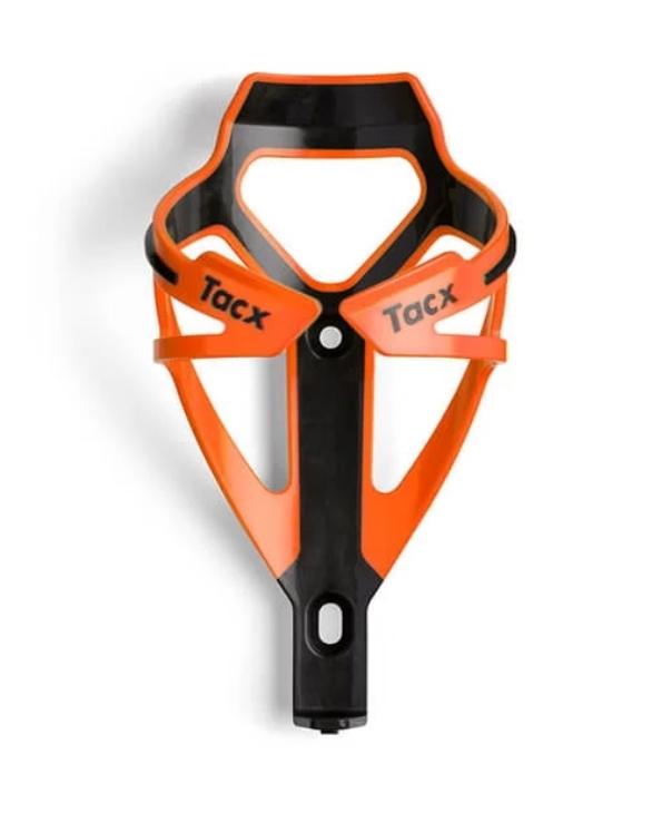 košík láhve TACX DEVA, černo-oranžový