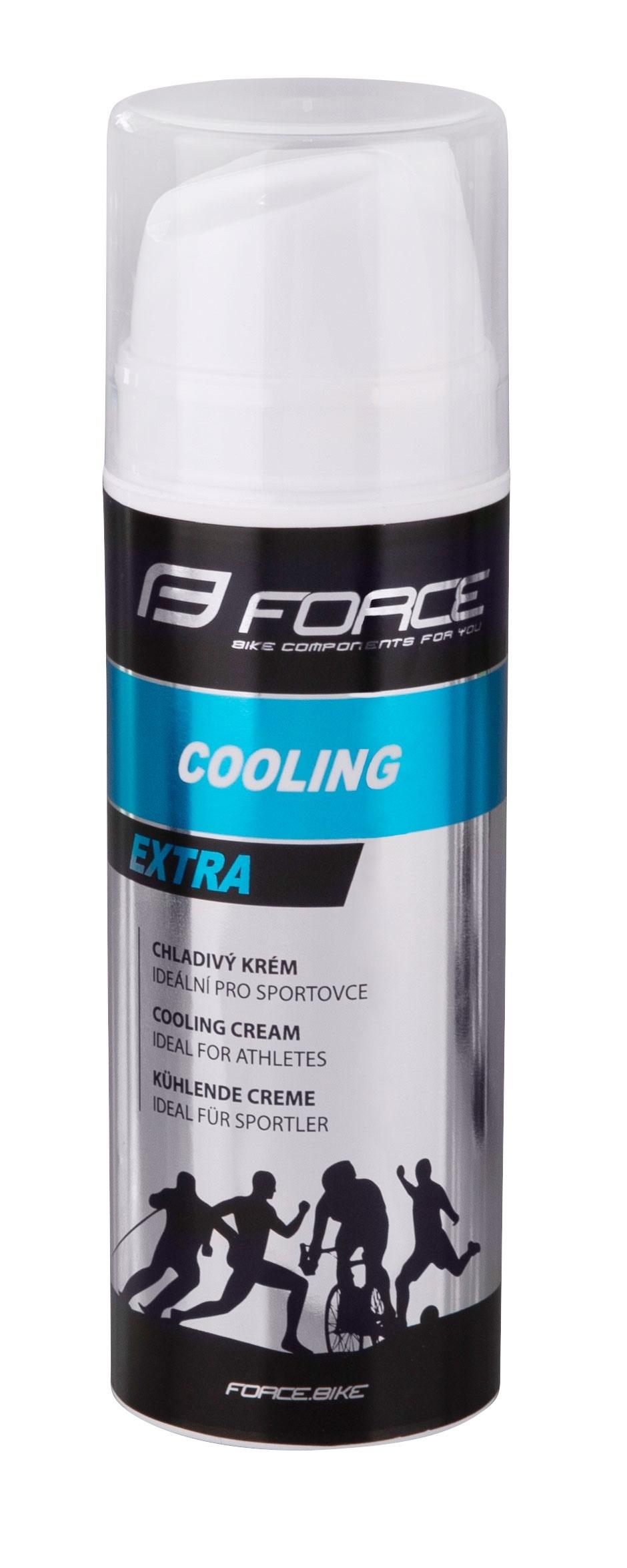 krém chladivý FORCE COOL dávkovač 150 ml