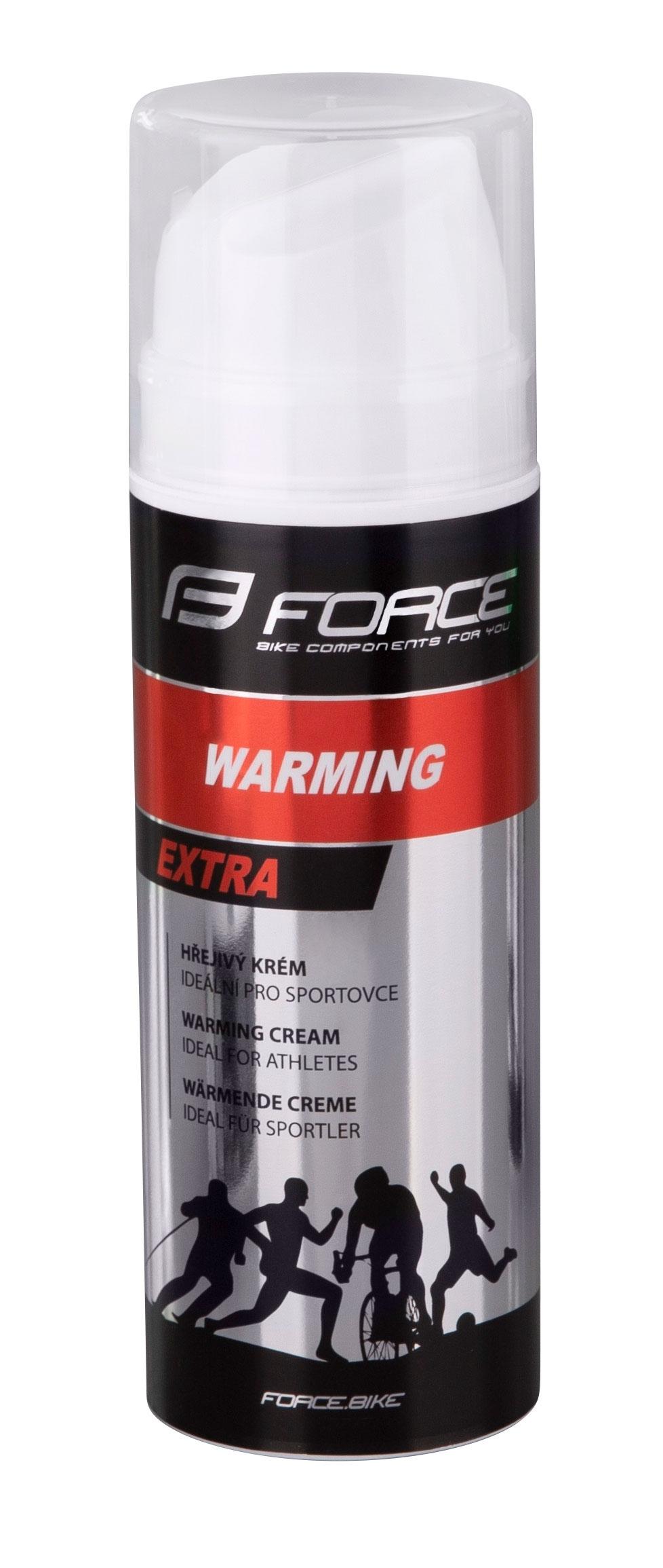 krém hřejivý FORCE WARM dávkovač 150 ml