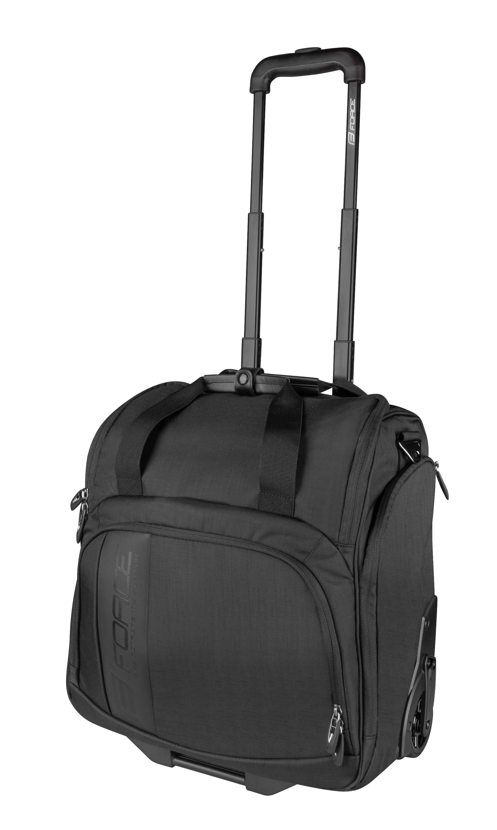 kufr cestovní FORCE EXPLORER, černý
