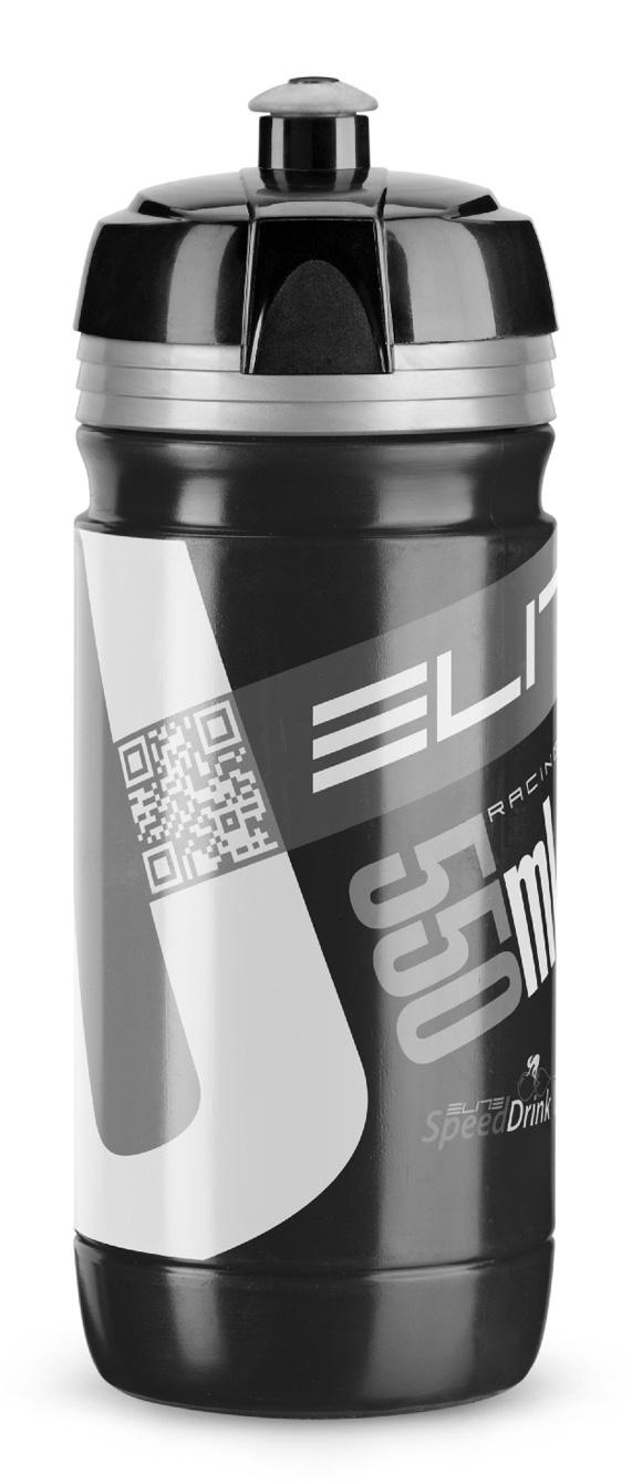 láhev ELITE CORSA 0,55 l, černo-šedá