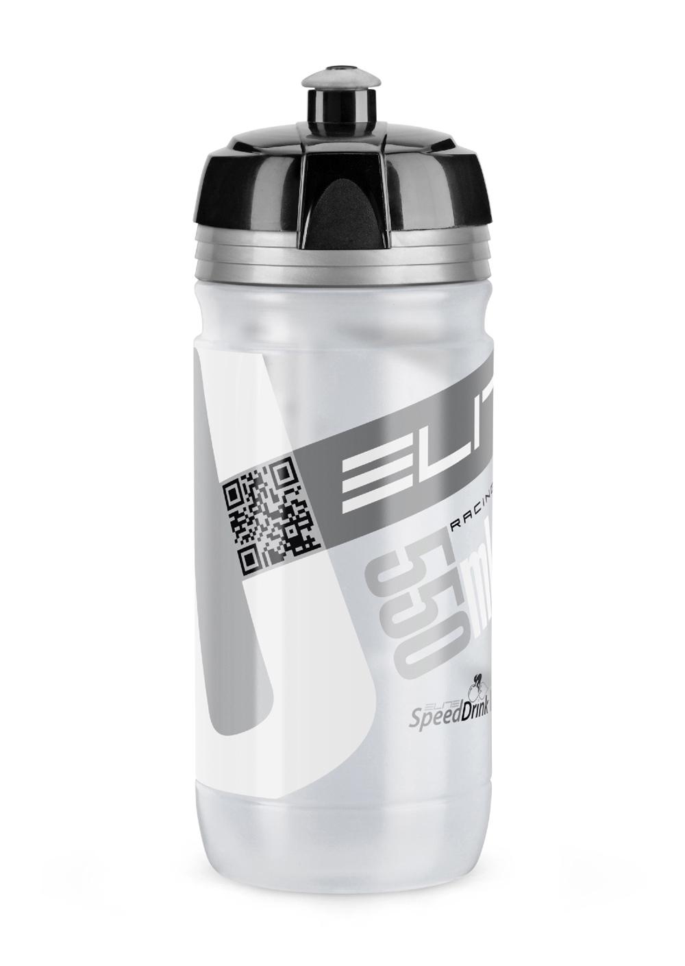 láhev ELITE CORSA 0,55 l, čirá-šedá