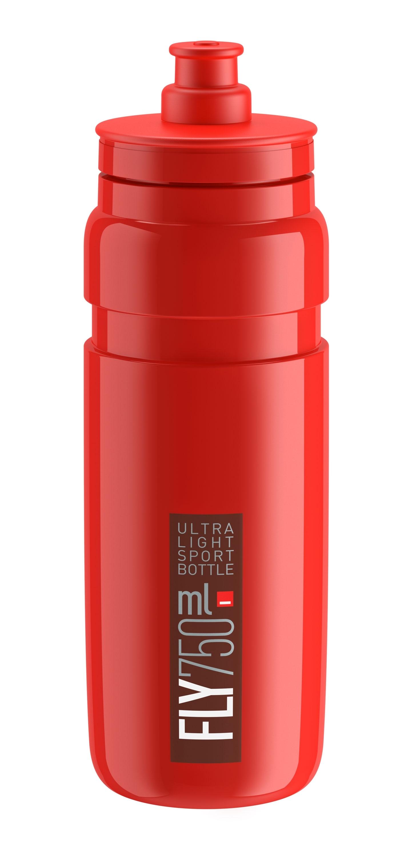 láhev ELITE FLY 0,75 l, červená