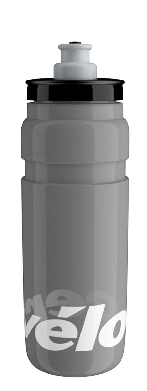 láhev ELITE FLY TEAM CERVELO 0,75 l, šedá