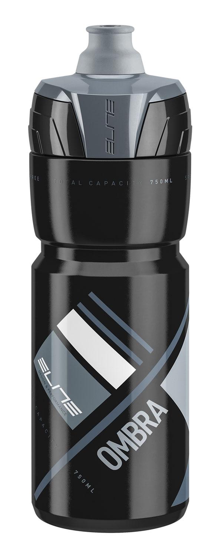 láhev ELITE OMBRA 0,75 l, černo-šedá