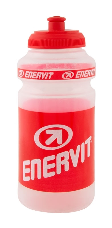 láhev ENERVIT 0,5 l, čirá