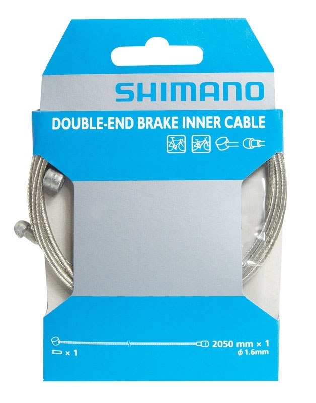 lanko brzdové SH 2,05 m x1,6 mm, box 10 ks