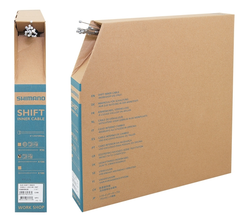 lanko SH měniče 2m x 1,2 mm NEREZ, BOX po 100 ks
