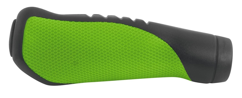 madla FORCE ERGONOMIC, černo-zelená, balená