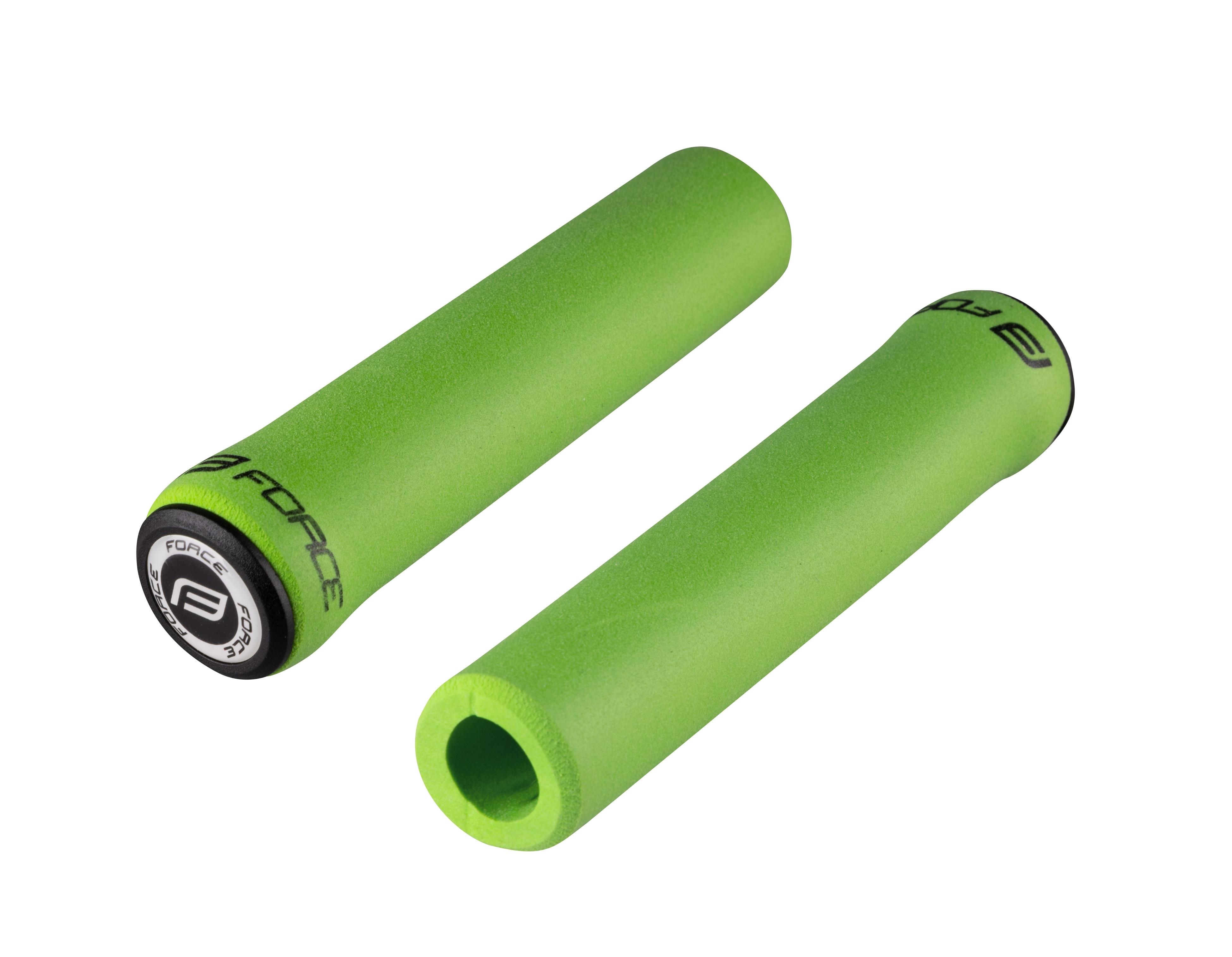 madla FORCE LUCK silikonová, fluo zelená, balená
