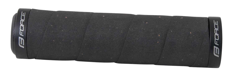 madla FORCE s omotávkou jištěná, černá, balená