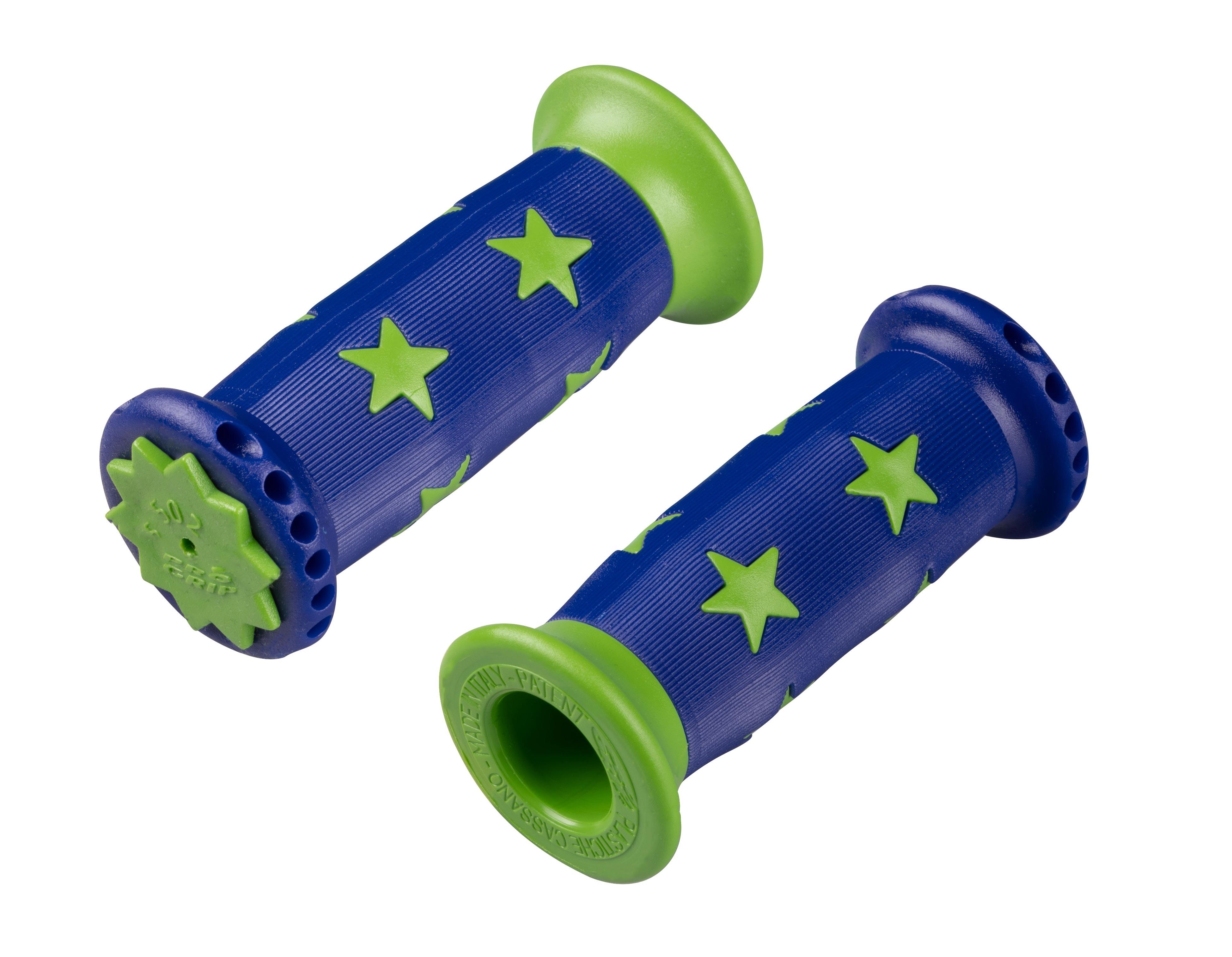 madla STAR gumová dětská, modro-zelená, OEM