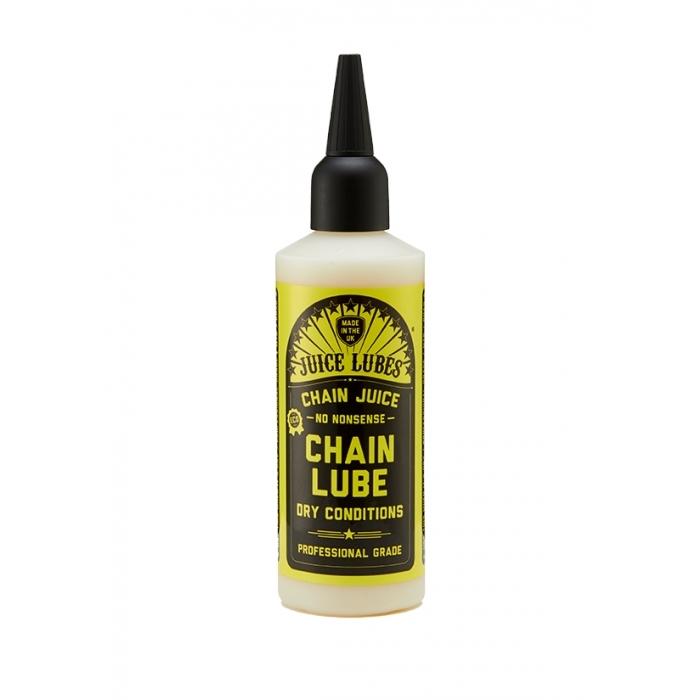 mazivo-kapátko JUICE LUBES Chain Juice Dry, 130ml