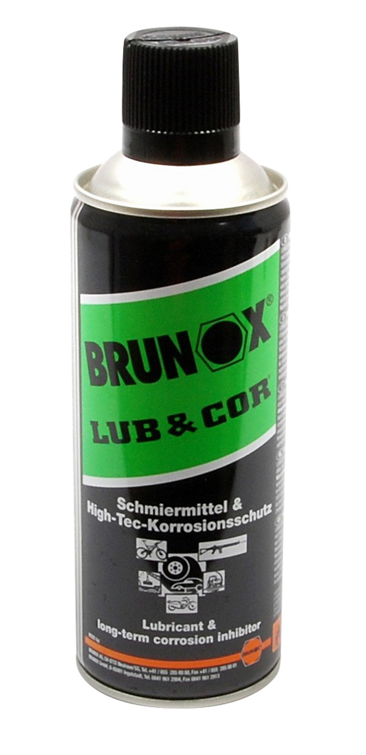 mazivo-sprej BRUNOX LUB and COR 400ml