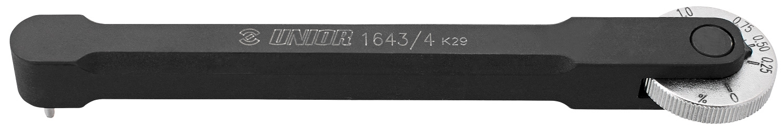 měrka na řetěz UNIOR PROFI s měřícím trnem
