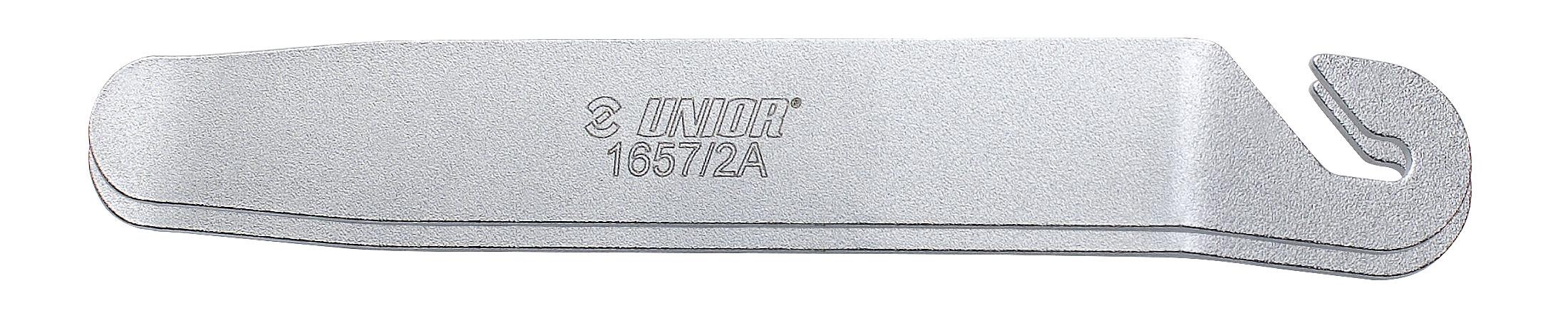 montážní páčky UNIOR kovové sada 2ks