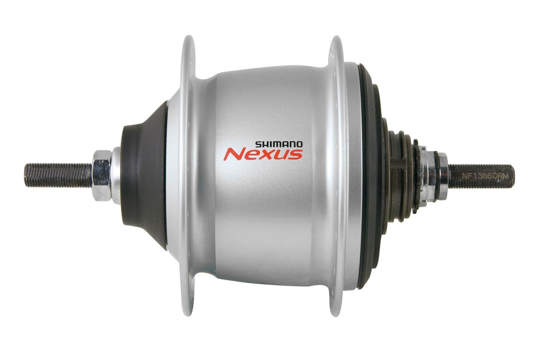 náboj zadní SH NEXUS SGC600 8 36 děr-bez pastorku