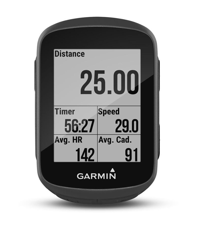 navigace GARMIN Edge 130 MTB Bundle